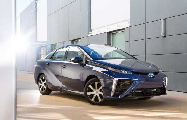 61 Best Toyota Electric Car 2020 Spesification
