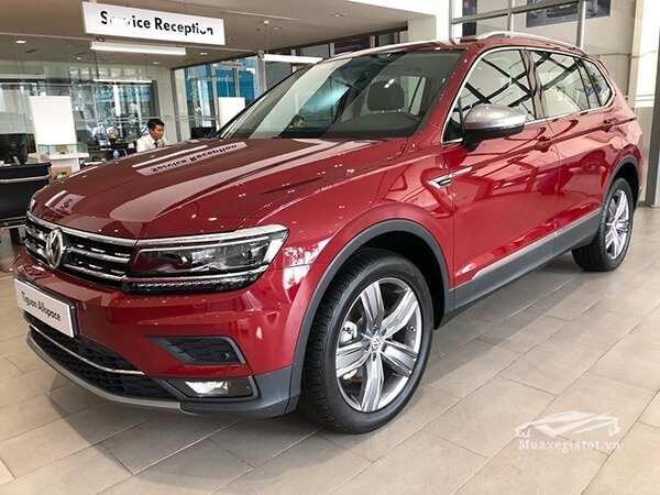 61 Best Xe Volkswagen Tiguan 2020 Specs and Review
