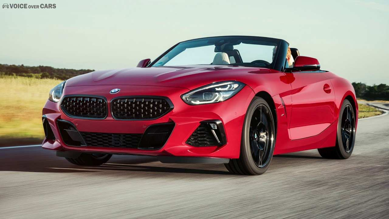 61 New 2019 BMW Z4 New Review