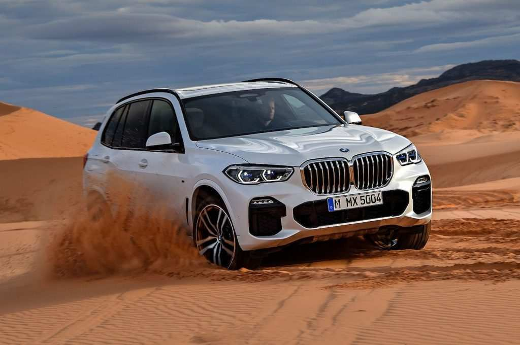 61 New 2019 Bmw Truck Pictures Style