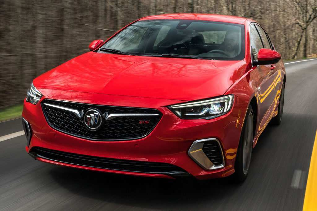 61 New 2019 Buick Regal Gs Coupe Exterior And Interior