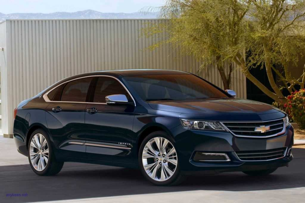 61 New 2019 Chevy Impala Ss Ltz New Concept