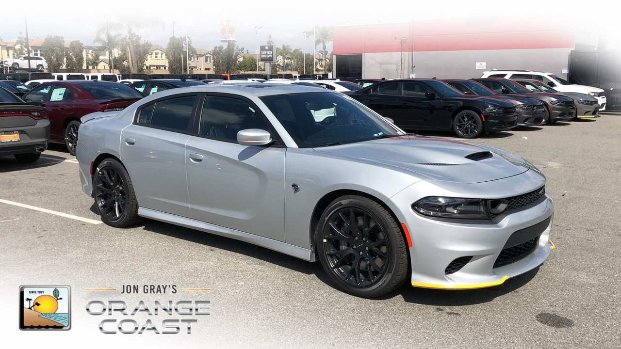 61 New 2019 Dodge Charger Srt8 Hellcat Images