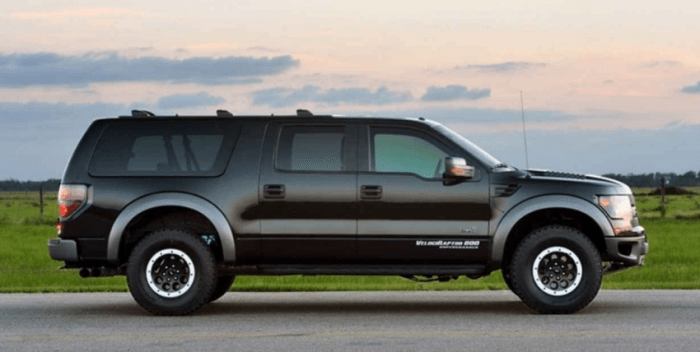 61 New 2019 Ford Excursion Concept