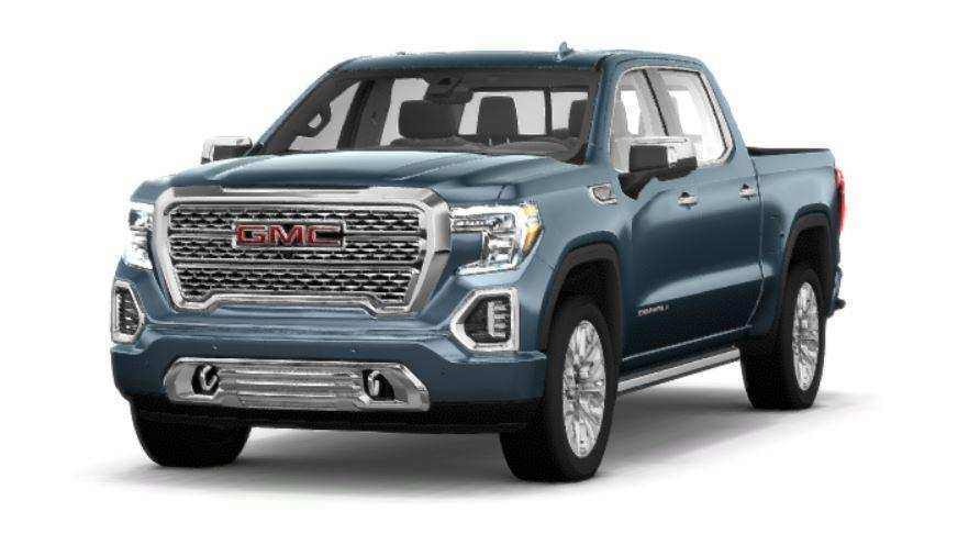 61 New 2019 GMC Sierra 1500 Performance And New Engine