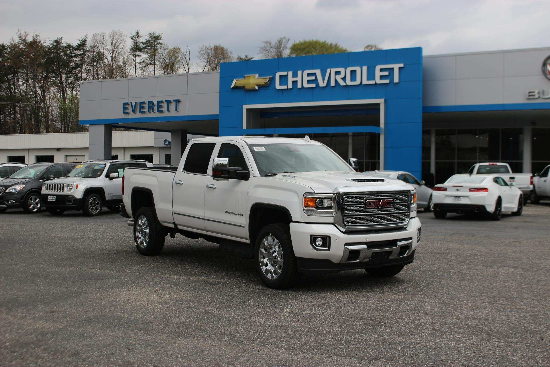 61 New 2019 GMC Sierra 2500Hd Price And Review