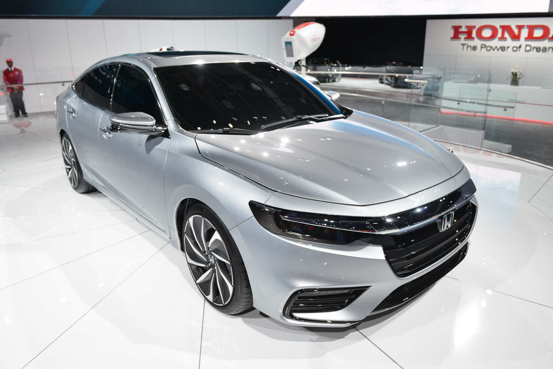 61 New 2019 Honda Insight Specs And Review