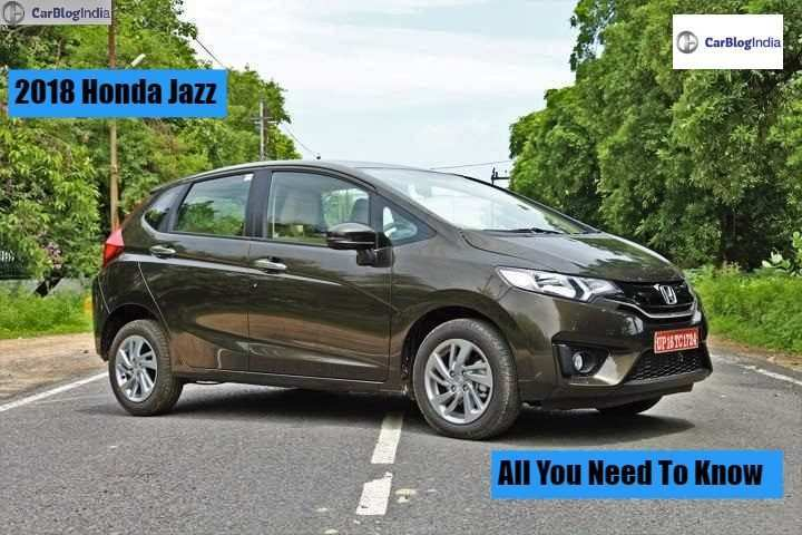 61 New 2019 Honda Jazz Concept And Review