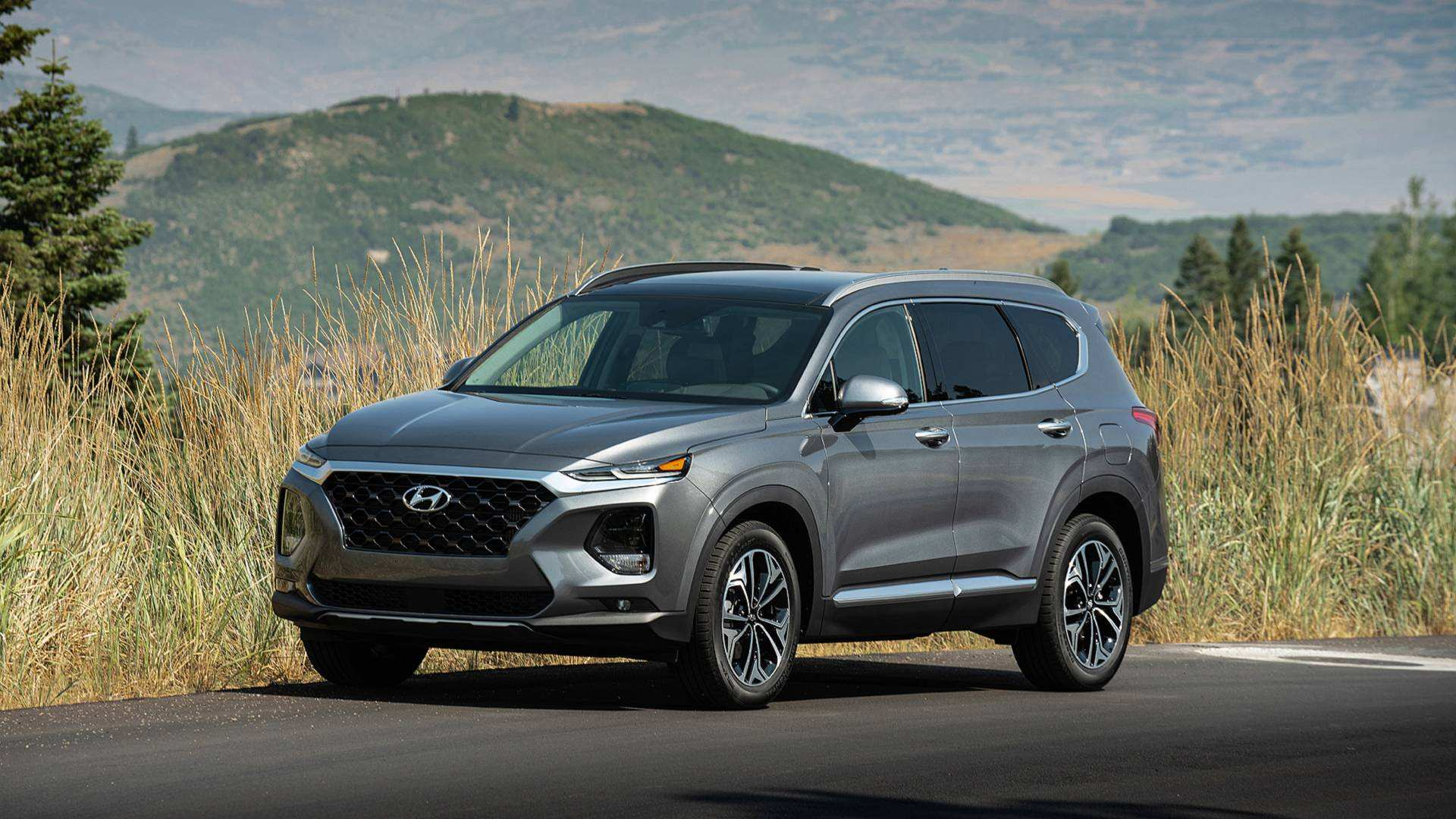 61 New 2019 Hyundai Santa Fe Price And Release Date