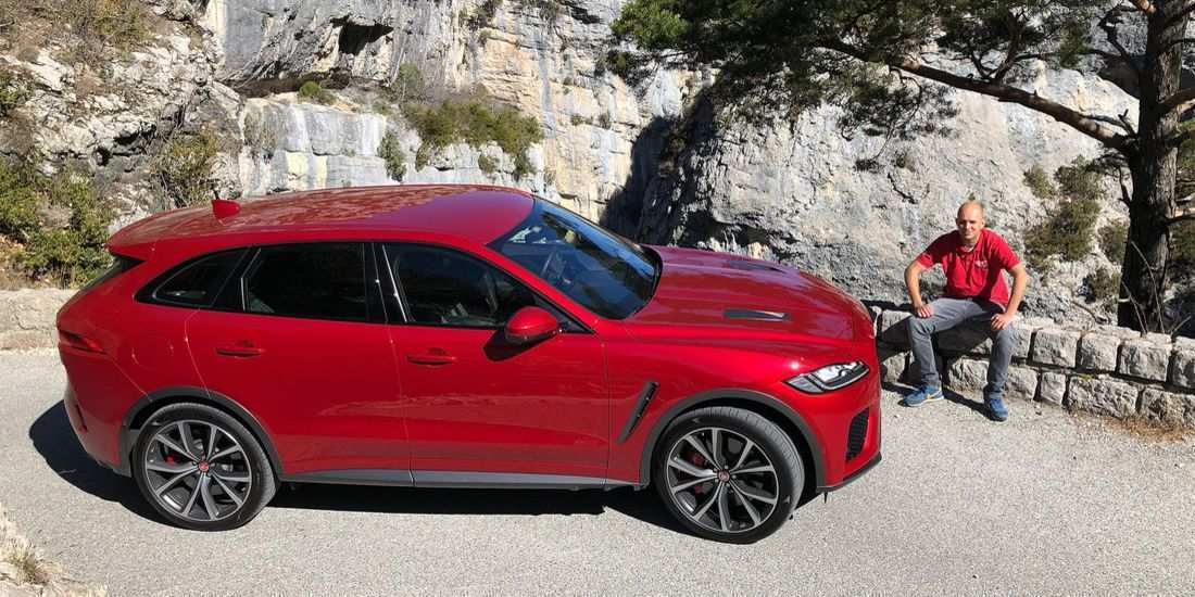 61 New 2019 Jaguar F Pace Svr 2 New Review