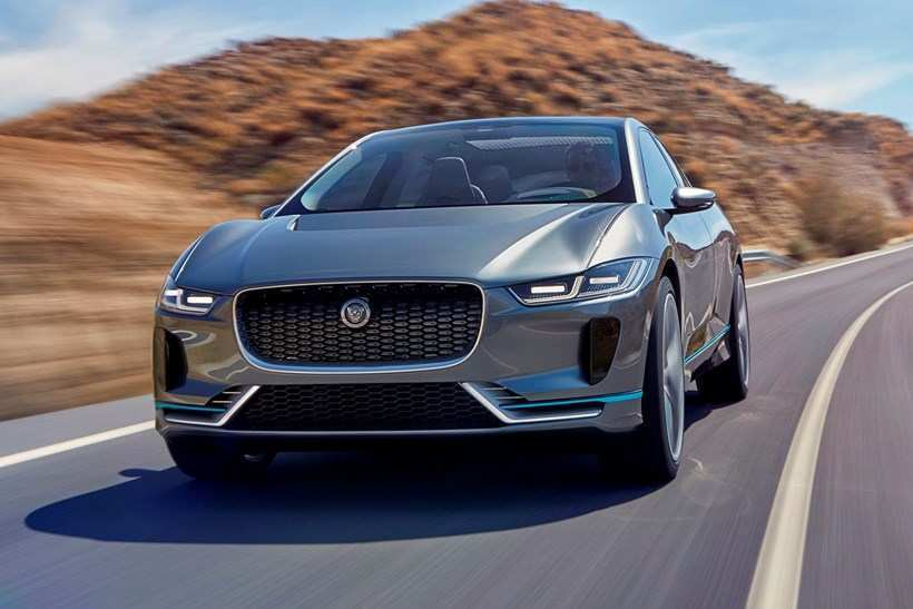 61 New 2019 Jaguar I Pace Price Concept