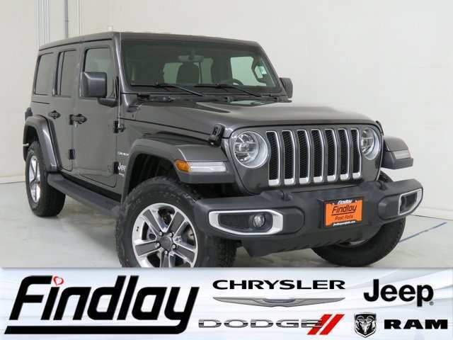 61 New 2019 Jeep Wrangler Unlimited New Model And Performance