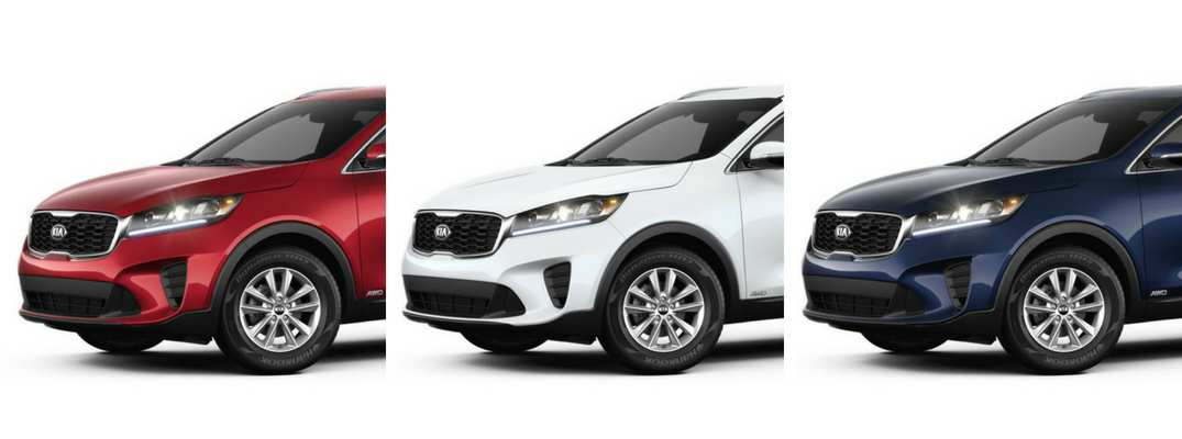 61 New 2019 Kia Sorento Speed Test
