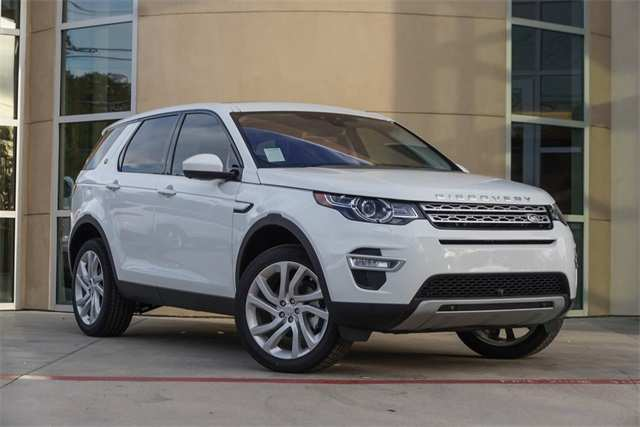 61 New 2019 Land Rover LR4 Exterior