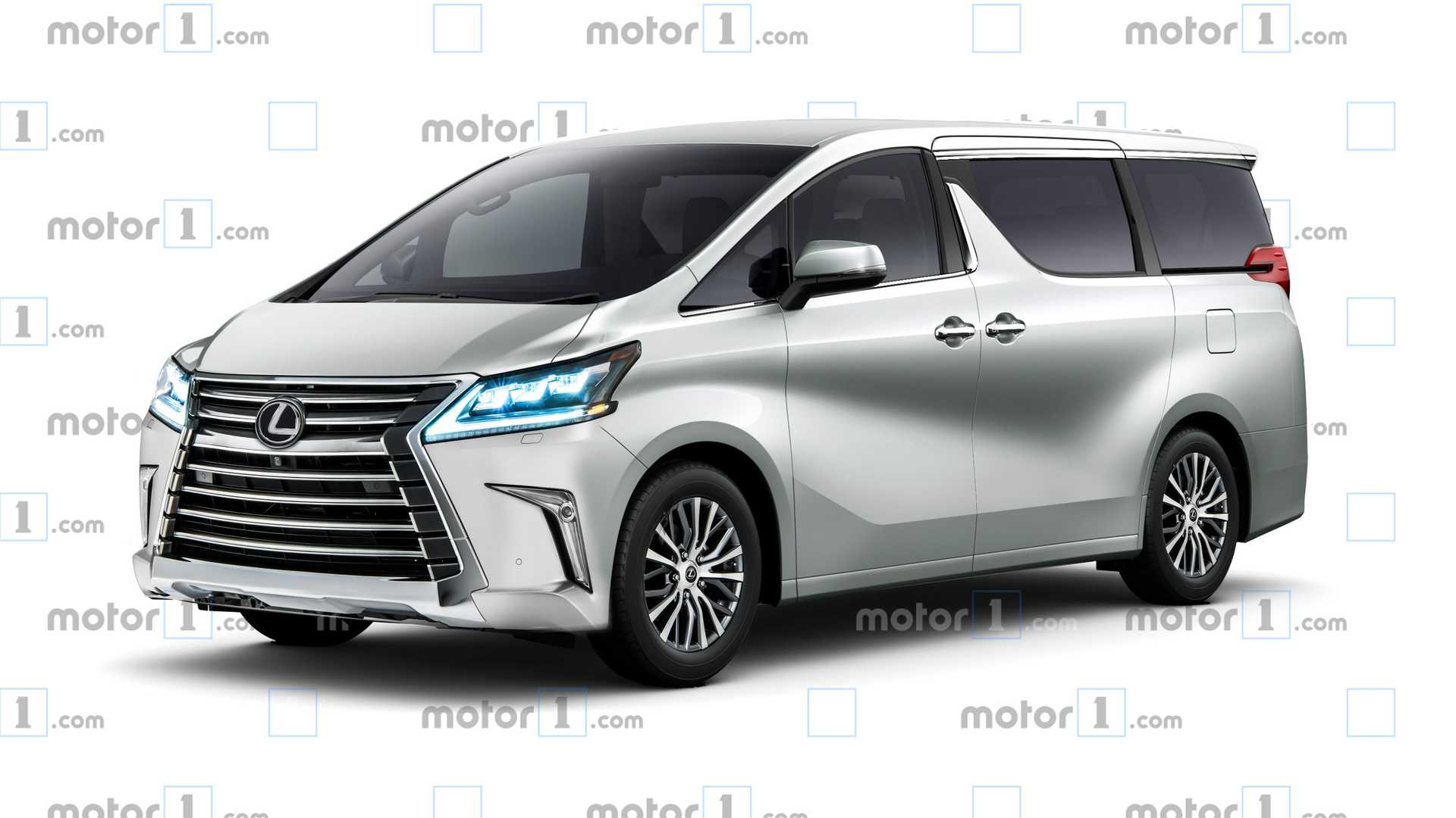 61 New 2019 Lexus Minivan Review