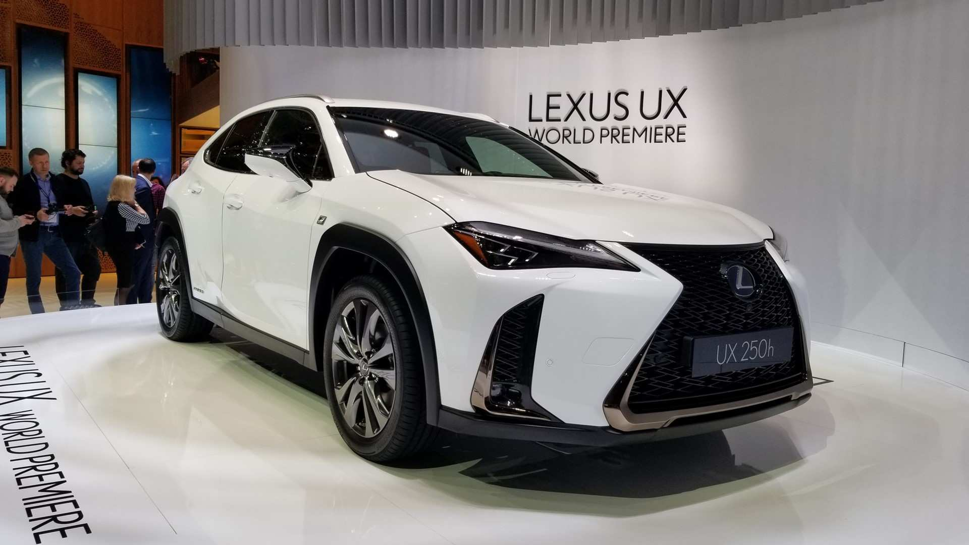 61 New 2019 Lexus Ux Canada Spy Shoot