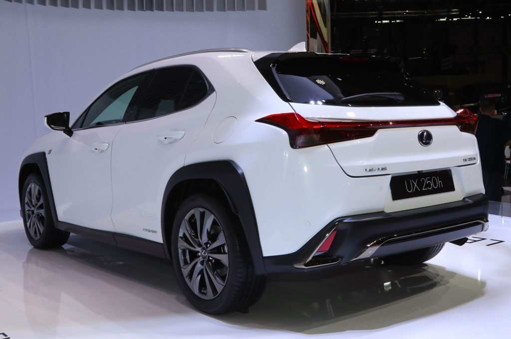 61 New 2019 Lexus Ux Release Date Prices