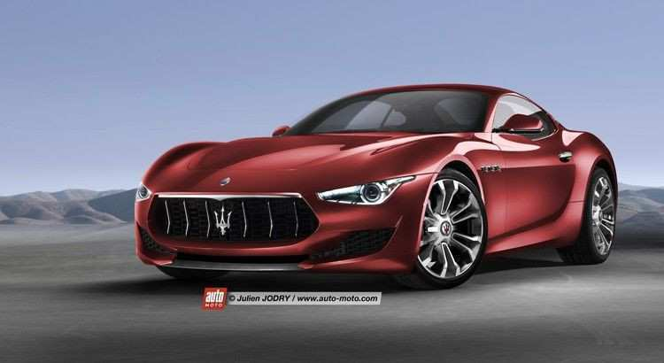 61 New 2019 Maserati Alfieris New Concept