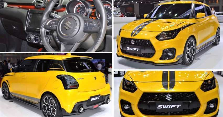 61 New 2019 New Suzuki Swift Sport Price