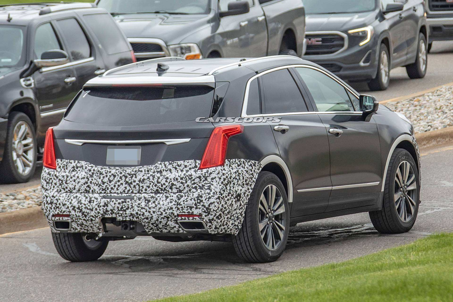 61 New 2019 Spy Shots Cadillac Xt5 Research New
