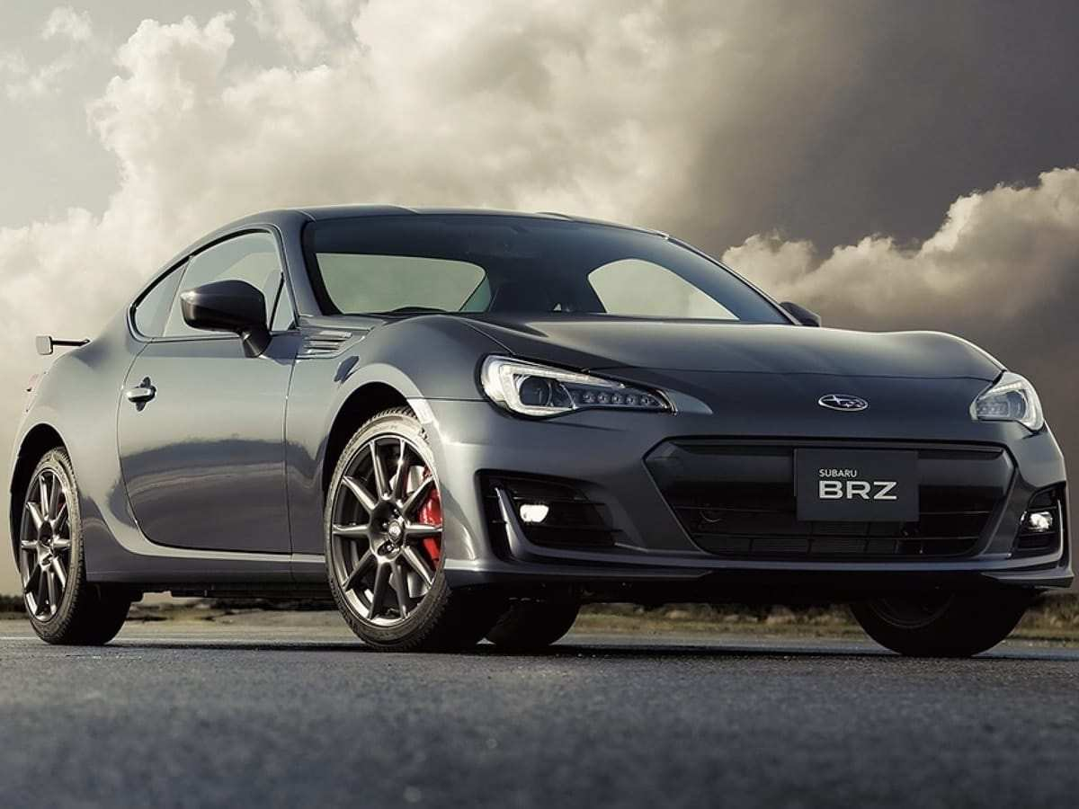61 New 2019 Subaru Brz Sti Redesign