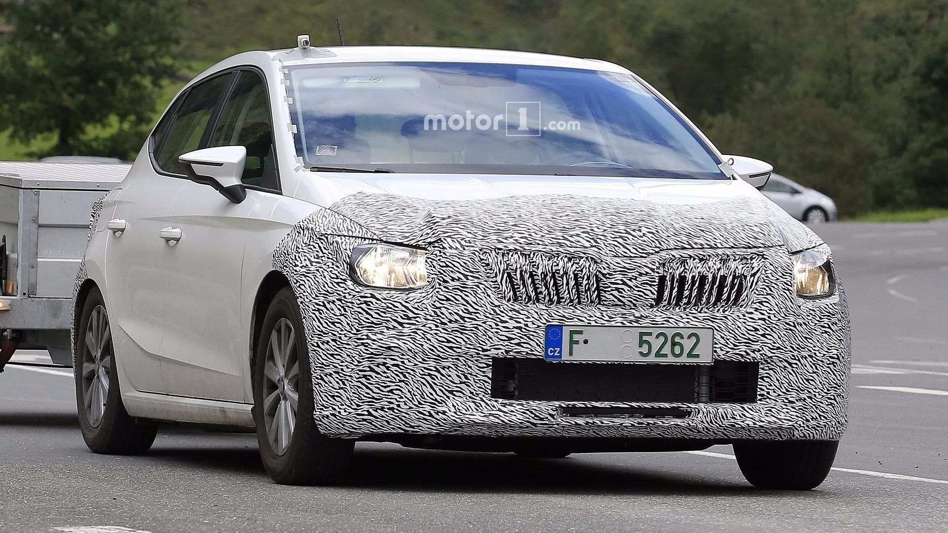 61 New 2019 The Spy Shots Skoda Superb Concept