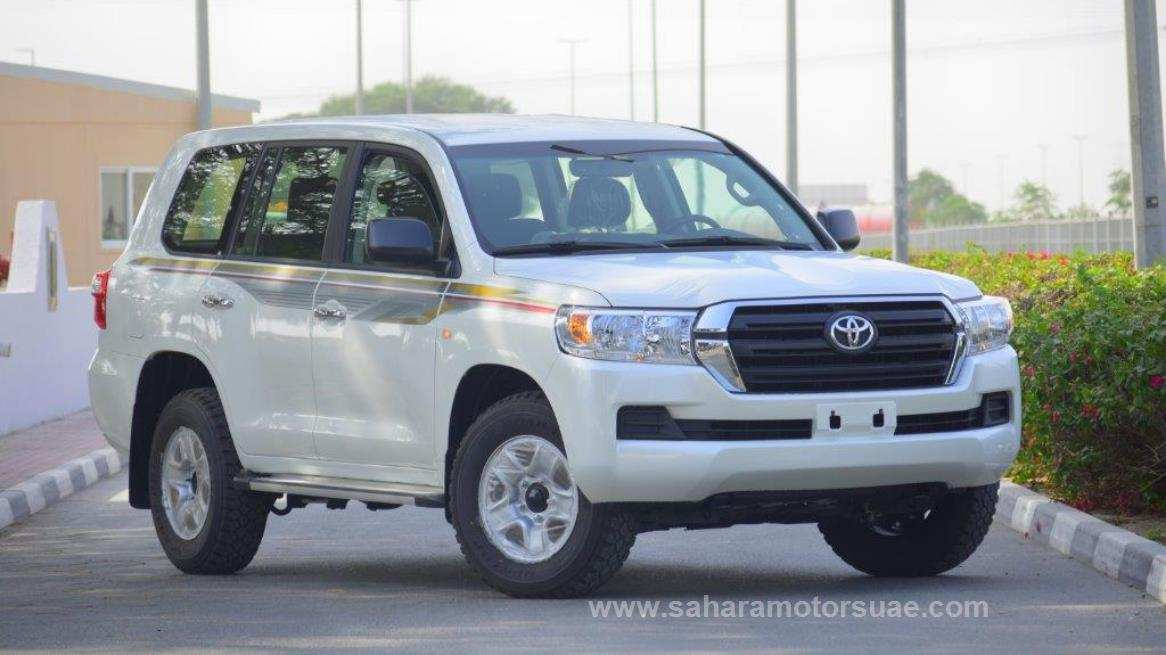 61 New 2019 Toyota Land Cruiser Diesel Rumors
