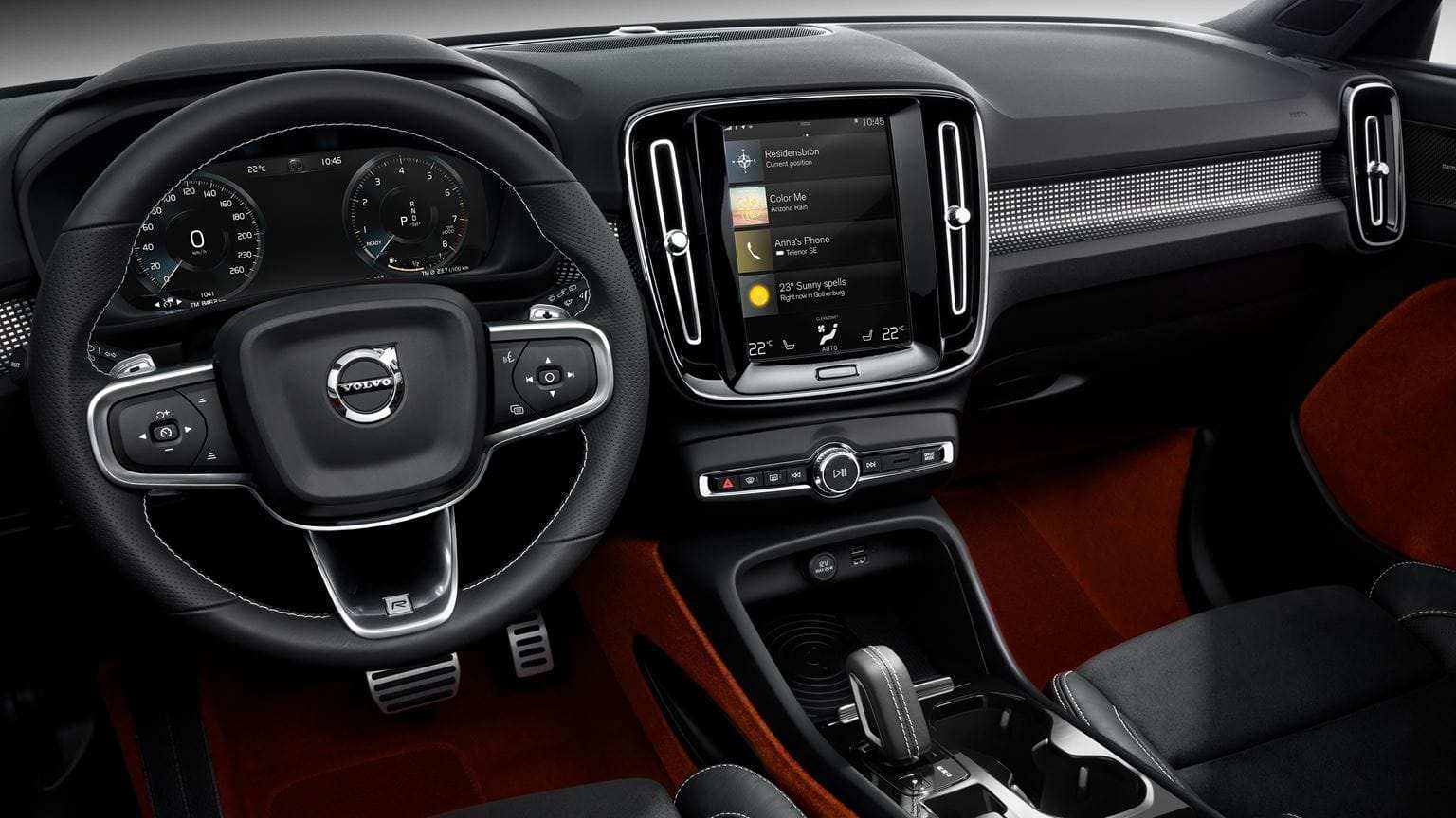 61 New 2019 Volvo Xc40 Interior Prices