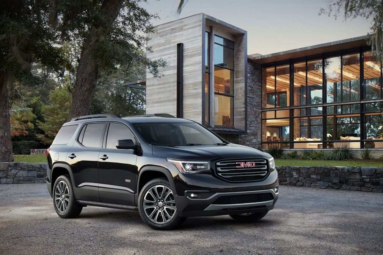 61 New 2019 Vs 2020 GMC Acadia Price Design and Review ...