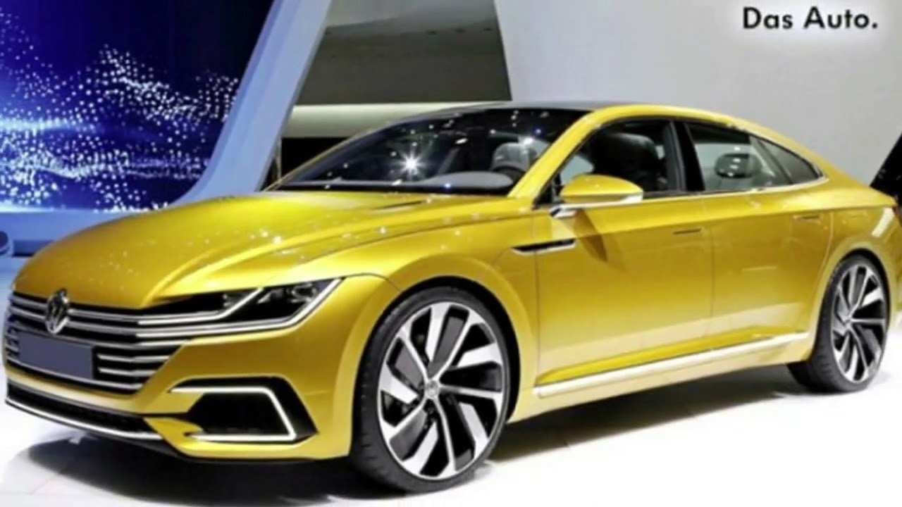 61 New 2019 Vw Cc Release