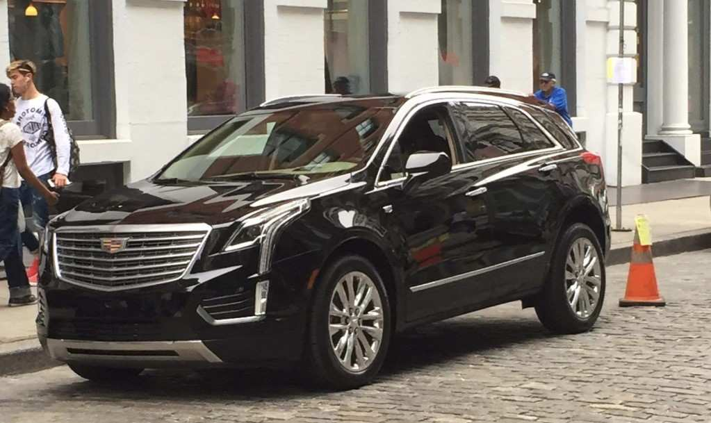61 New 2020 Cadillac SRX Release Date And Concept