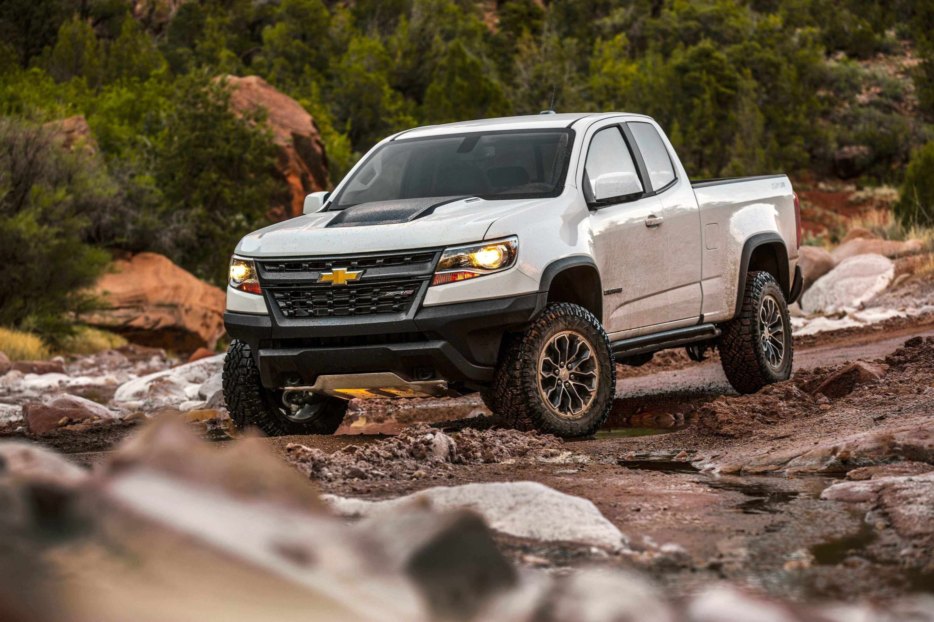 61 New 2020 Chevrolet Colorado Z72 Release
