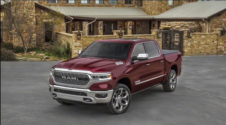 61 New 2020 Dodge Ram 1500 Redesign And Review