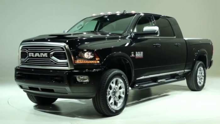61 New 2020 Dodge Ram 2500 Price Design And Review
