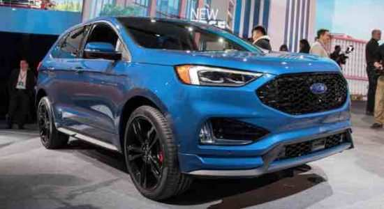 61 New 2020 Ford Edge New Design Exterior And Interior