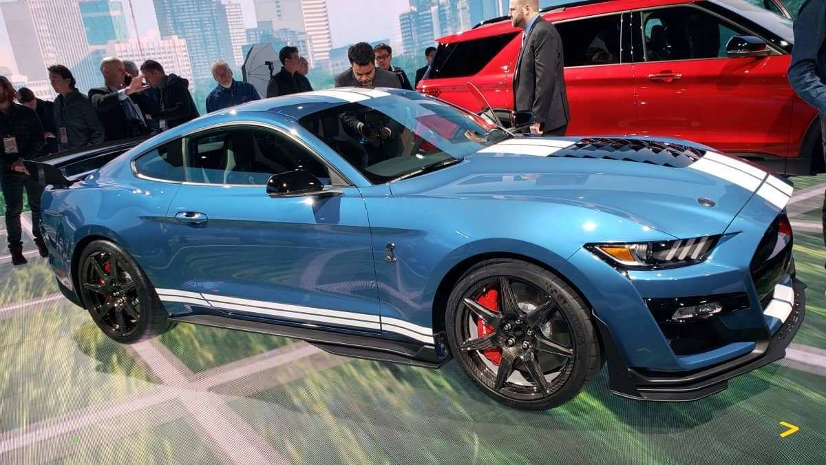 61 New 2020 Ford Mustang Shelby Gt 350 Concept