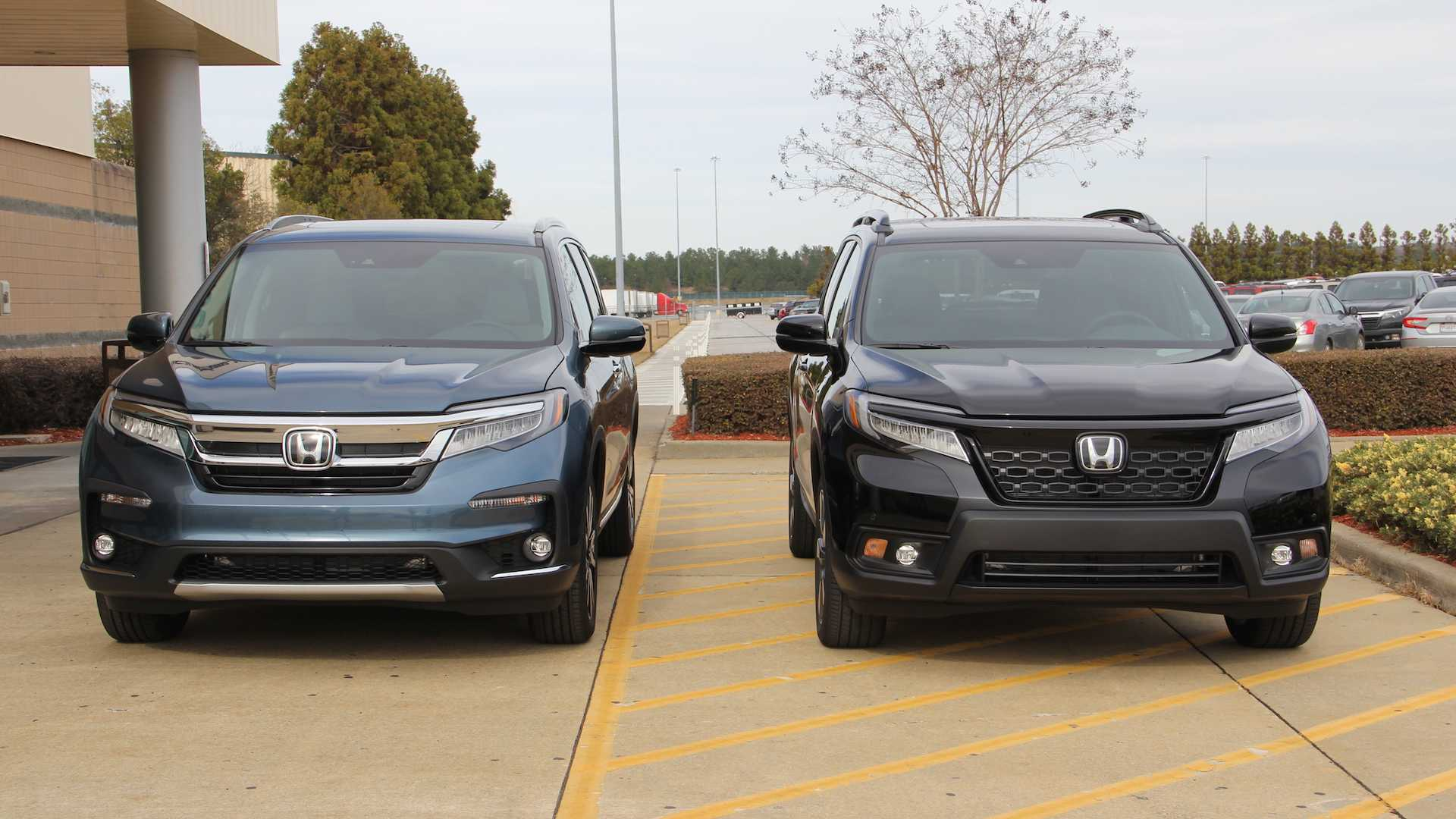 61 New 2020 Honda Pilot Spy Photos Picture