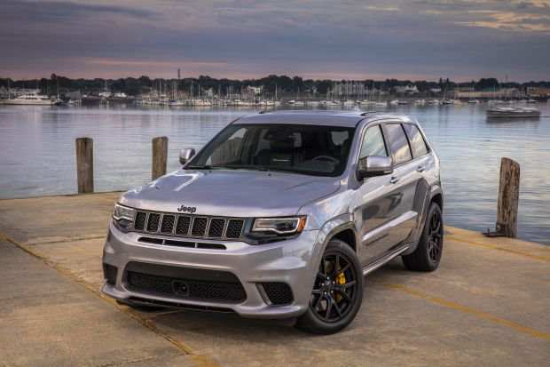 61 New 2020 Jeep Grand Cherokee Srt8 Performance