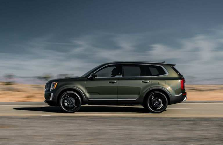 61 New 2020 Kia Telluride Bolt Pattern Price And Release Date
