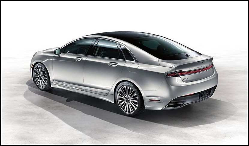 61 New 2020 Lincoln MKZ Hybrid Release Date And Concept