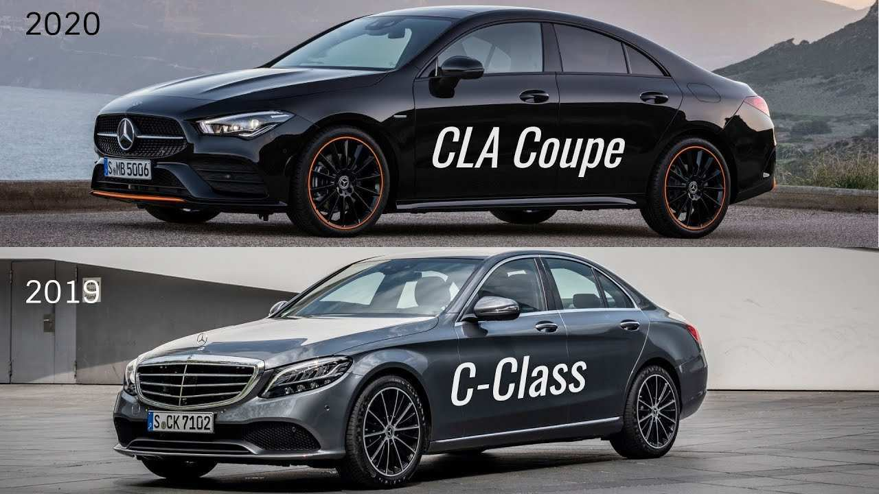 61 New 2020 Mercedes C Class Review