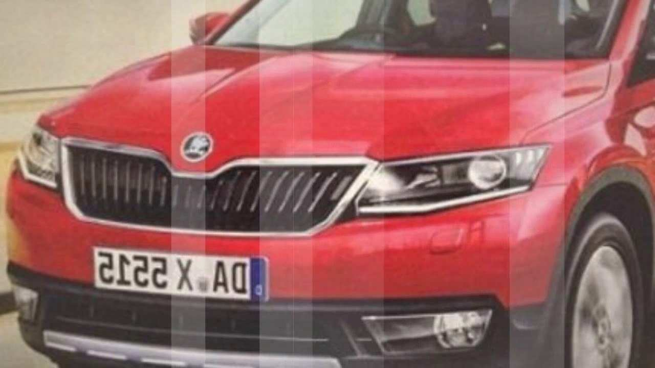 61 New 2020 Skoda Snowman Release Date And Concept