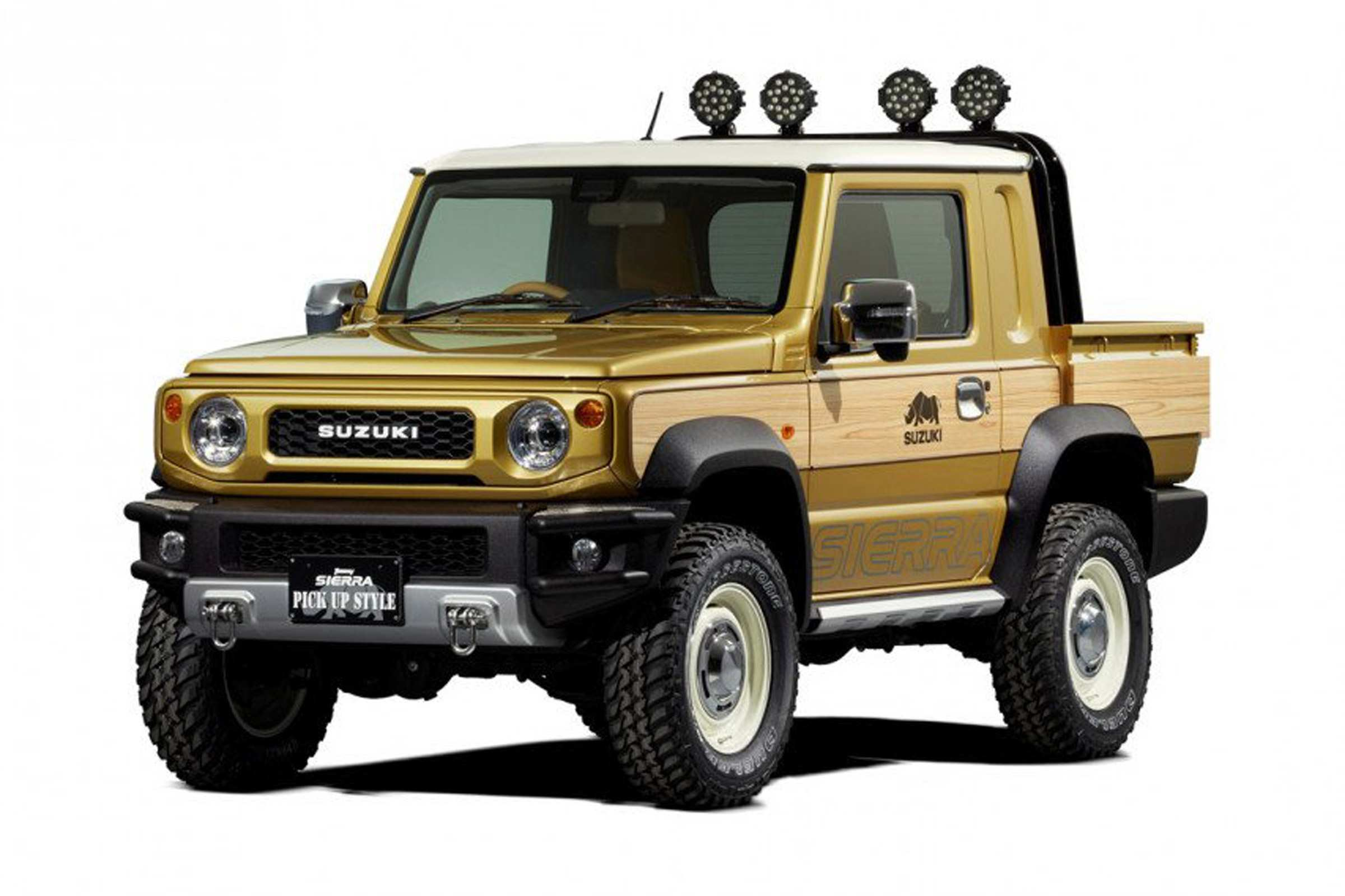 61 New 2020 Suzuki Jimny Model Overview