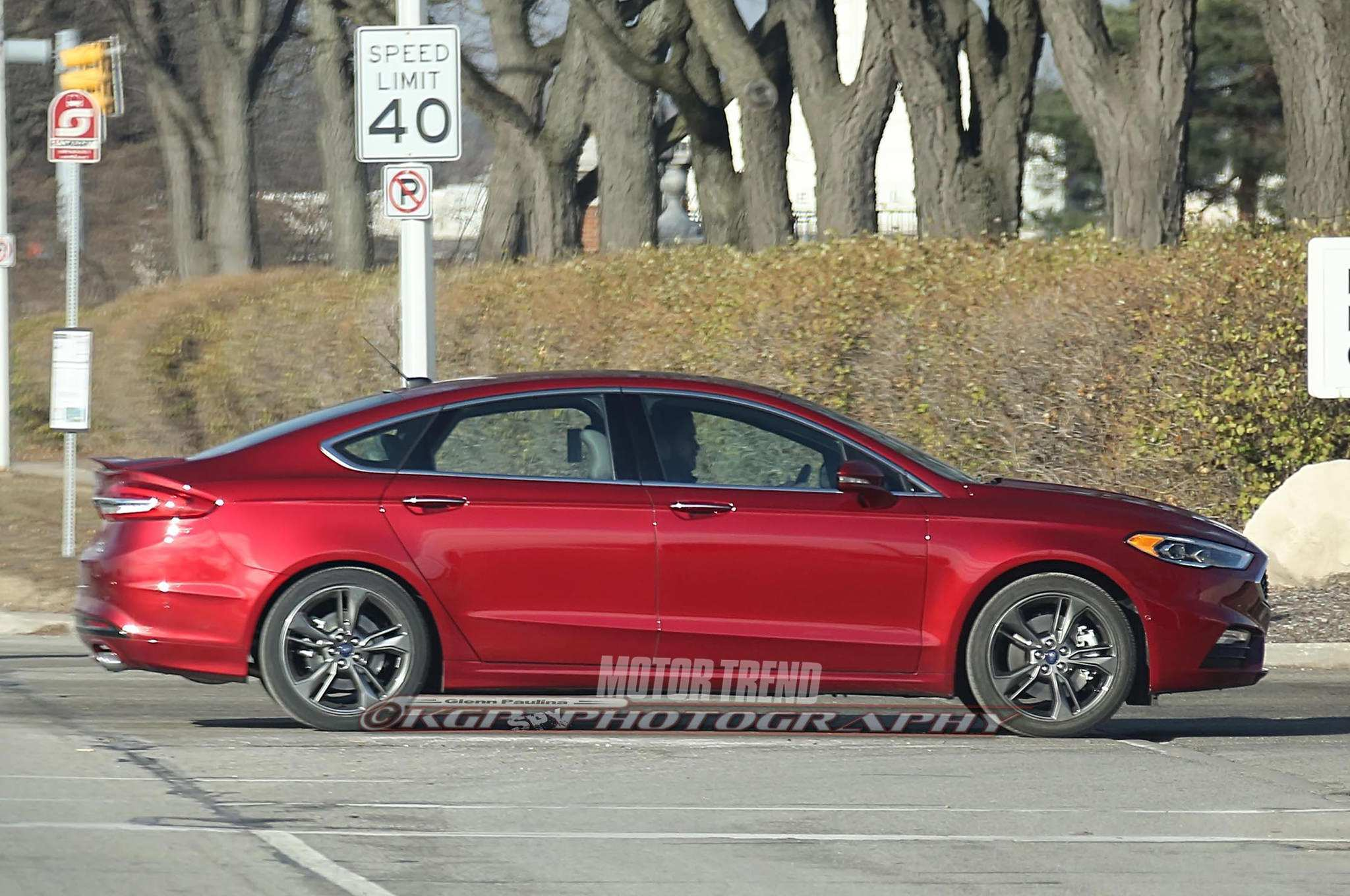 61 New 2020 The Spy Shots Ford Fusion Overview