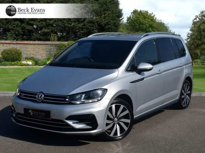 61 New 2020 VW Touran Pictures