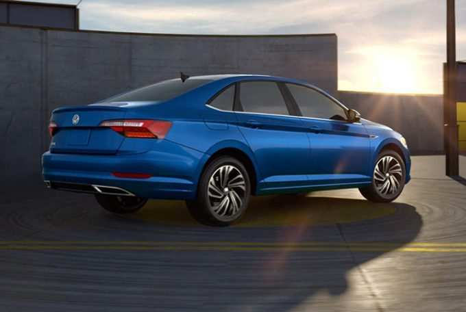 61 New 2020 Vw Jetta Gli Concept And Review