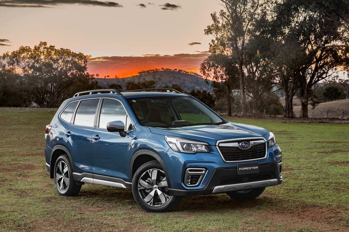 61 New Dimensions Of 2019 Subaru Forester Exterior