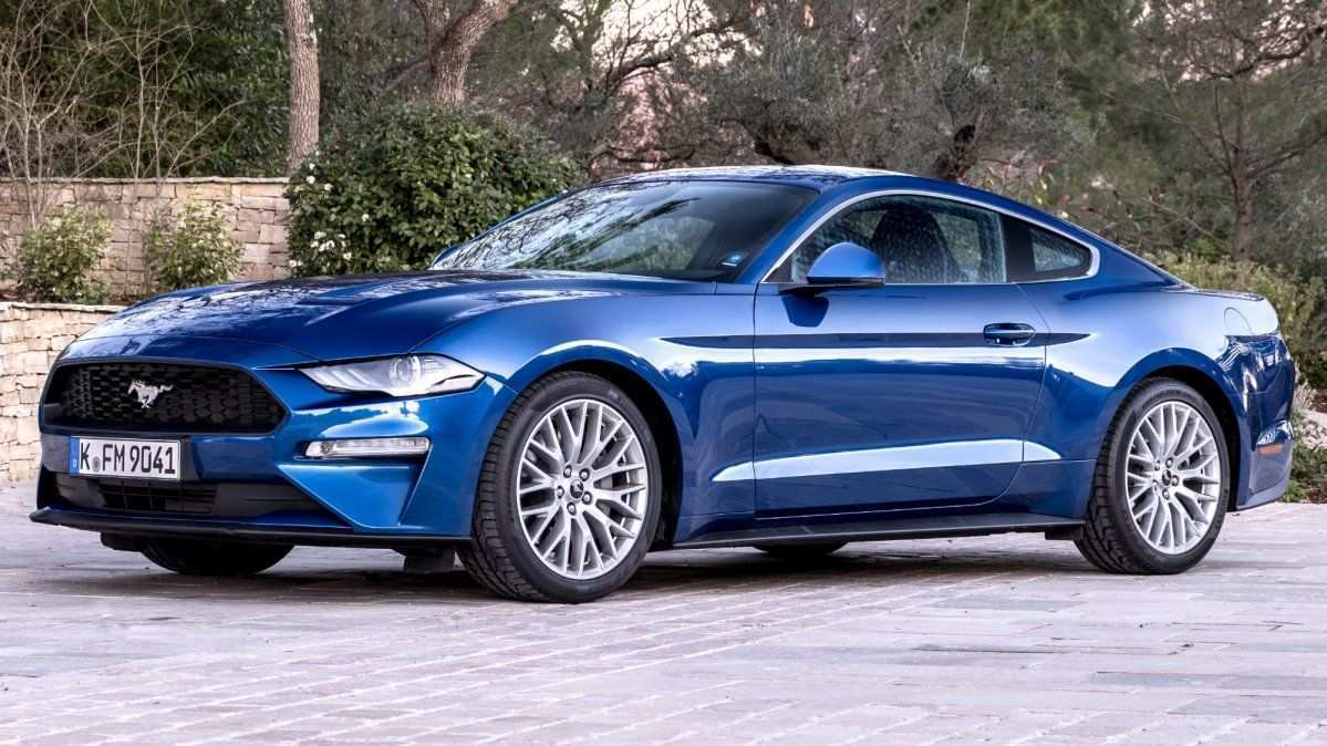 61 New Ford Mustang Hybrid 2020 Style