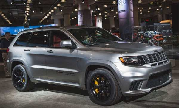 61 New Jeep Grand Cherokee Srt 2020 Price And Release Date