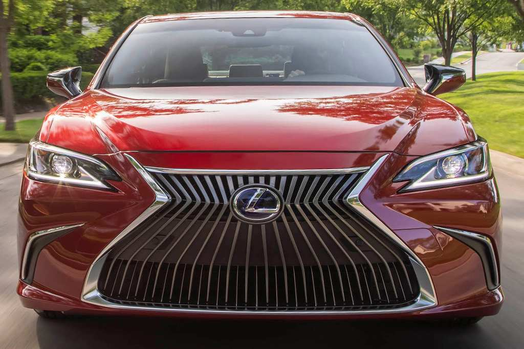 61 New Lexus Es 2019 Vs 2018 Model